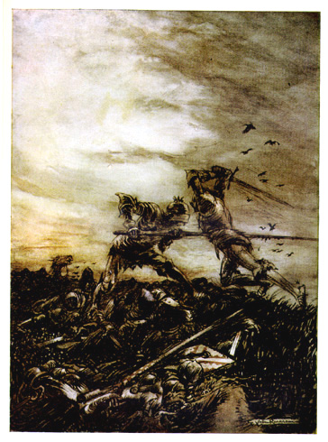 O θάνατος του Αρθούρου