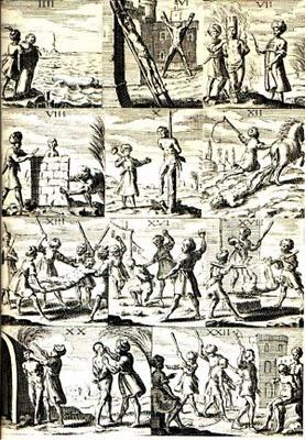 Βασανιστήρια Οθωμανών