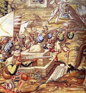 Ο στρατός του Κάρολου Ε΄ στην Τύνιδα το 1535, Jan Cornelisz Vermeyen
