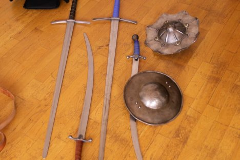Swords of Palaiologian era