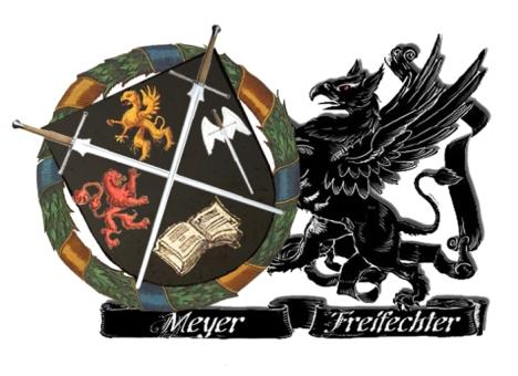 Η 'ΑΚΑΔΗΜΙΑ ΙΣΤΟΡΙΚΩΝ ΕΥΡΩΠΑΪΚΩΝ ΠΟΛΕΜΙΚΩΝ ΤΕΧΝΩΝ', είναι αντιπρόσωπος του Meyer Frei Fechter Guild στην Ελλάδα